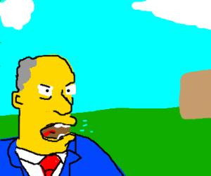 Skinner!!