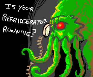 The Prank Call of Cthulhu