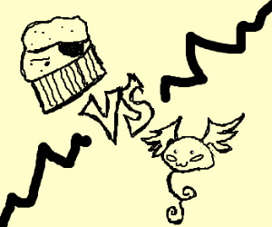 DC meme vs your avatar!