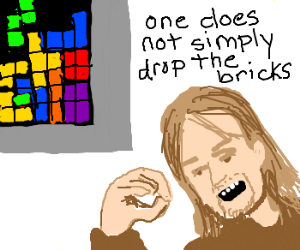 Boromir, video games reviewer
