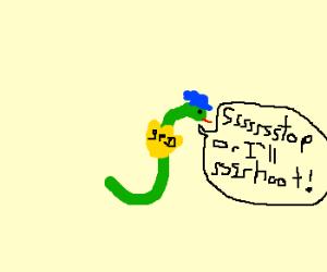 Police snake