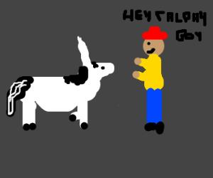 Ralph is a unicorn