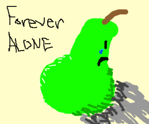The Loneliest Pear