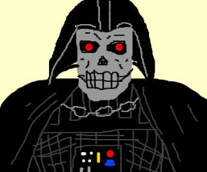 Terminator Darth Vadar