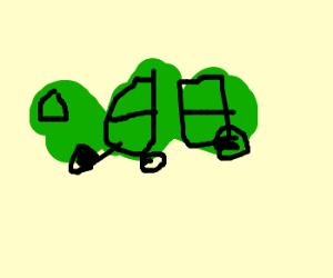 green ant car?