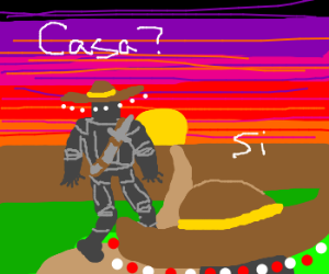 mexican knights go home