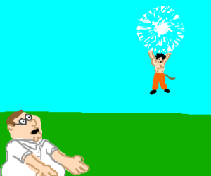 Family Guy Peter Drawing