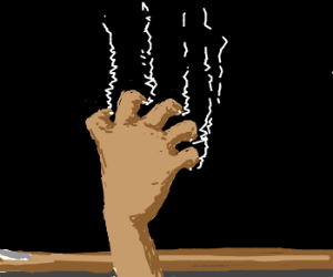 Nails on a Chalkboard , Drawception