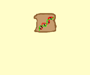 DNA on toast