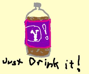 Yahoo Soda: Just drink it