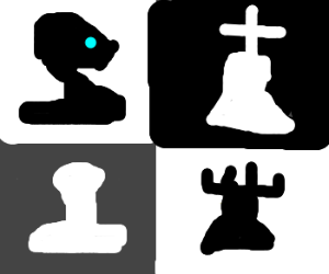 4-panel chess