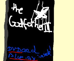 Godfather III blu-ray dvd combo
