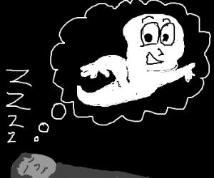 Darkly Dreaming... Casper!