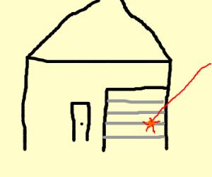 laser garage