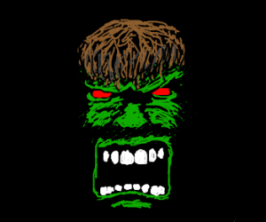 Hateful Hulk