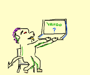 trollin yahoo answers
