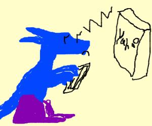 Dragon using yahoo.com
