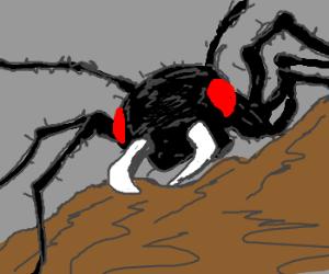 AHHHH, GIANT ANTS