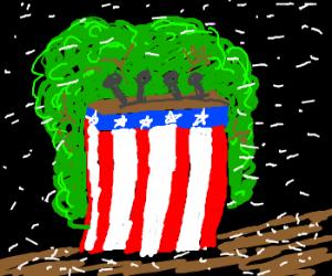 history made as a 'bush' wins election
