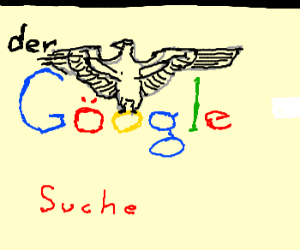 Google is hacked by nazis.