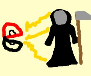 Grim Reaper Pokemon