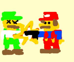 Mario And Luigi Bowsers Inside Story 8-bit Music - Mario And Luigi ...