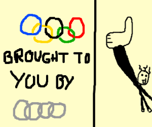 Cant tell if Audi or the Olympics :S