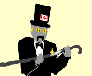 Polite Canadian Robot Assassin, Eh.
