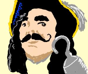 Captain J.S. Hook