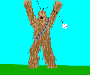 wookies cant play sports