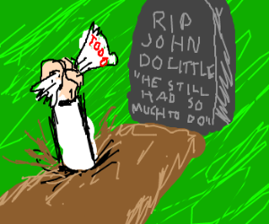 Taking your to do list to the grave