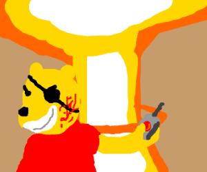 Winnie the pooh massacres thousands
