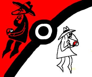 Spy vs Spy (pokemon)