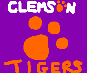 Clemson Tigers!