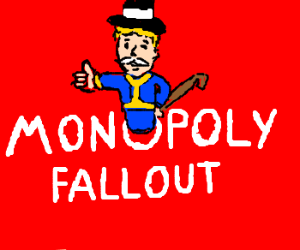 Monopoly, Nuclear Tragedy Edition. Fun!