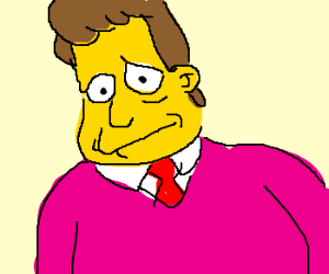 Obese Troy McClure