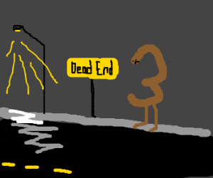 3 turning the wrong way