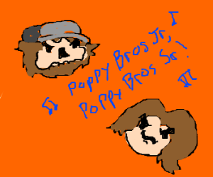 Game Grumps sing 'POPPY BROTHERS' song
