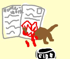 The Homework Ate My Dog!