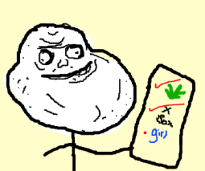 Weed √, Xbox 360 √, Girlfriend... 2/3nb