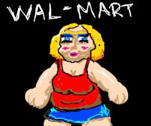 The Average Walmart Customer