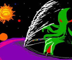 Cthulhu...IN SPACE?