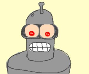 Sexy-eyed Bender