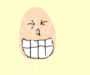 My Shiny teeth and me!!