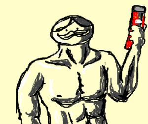 Hot Pringles dude