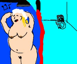 Wei tang naked