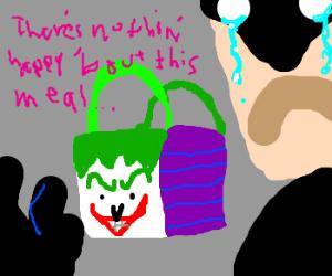 Joker Happy Meal