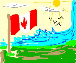 springtime in canada