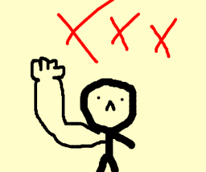 3 strikes for strongman