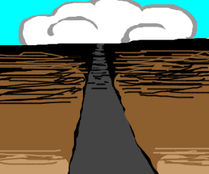The Dark Road to the White Cloud